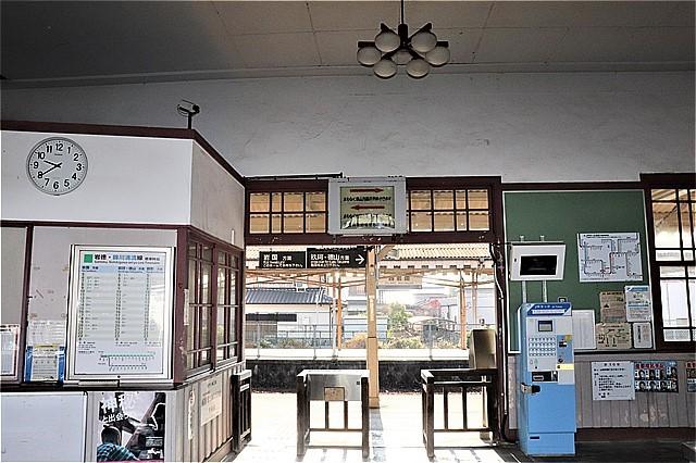 s-⑮西岩国駅改札口