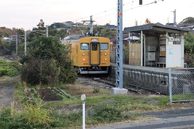 ⑦長門本山駅