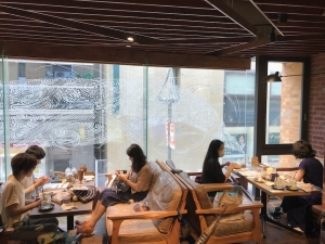 201907 Thecafe ニットカフェ3