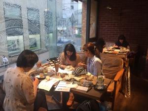 201907 Thecafe ニットカフェ