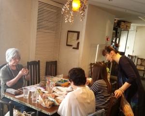 麹町カフェ2019.5-2