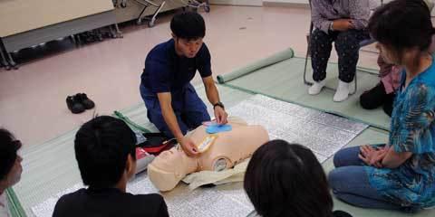 救急講習会3
