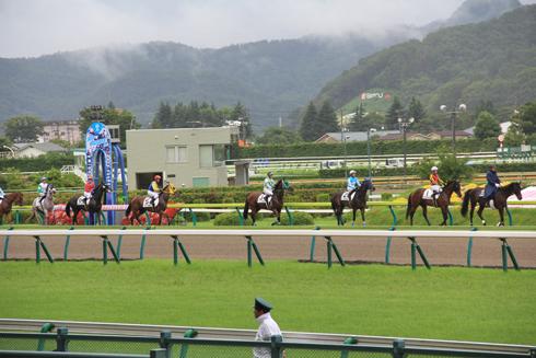 福島競馬2019-9
