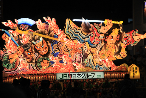 青森ねぶた祭り2019(2)-2