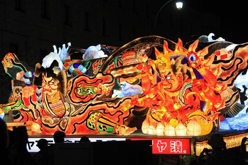 青森ねぶた祭り2019(2)-4