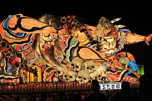 青森ねぶた祭り2019(2)-9