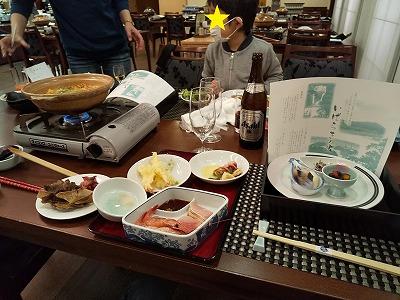 大洗ホテル_夕食1