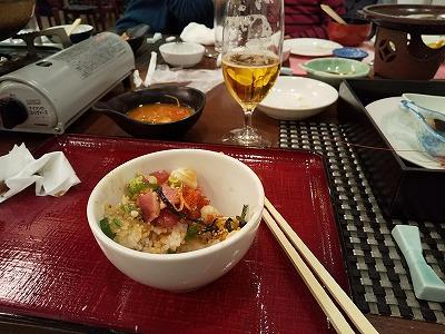 大洗ホテル_夕食2