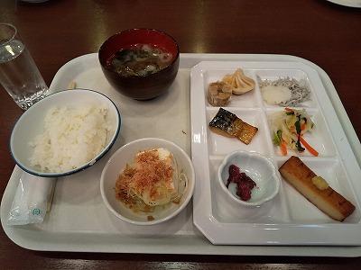 大洗ホテル_朝食