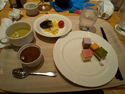 ホテル日航成田_夕食2