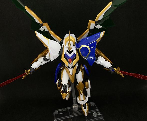 ROBOT魂 〈SIDE KMF〉 ランスロットSin