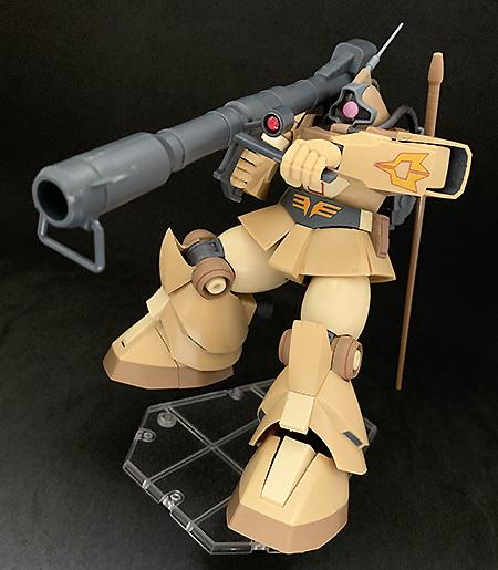 ROBOT魂 〈SIDE MS〉 YMS-09D ドム・トロピカルテストタイプ ver. A.N.I.M.E.