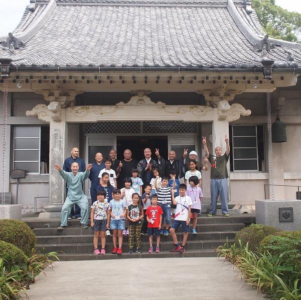 500子供坐禅研修会190819 2