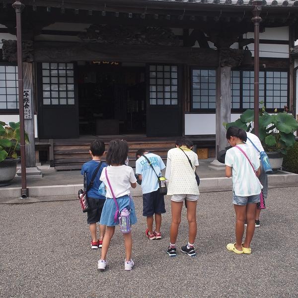 500子供坐禅研修会190819 9