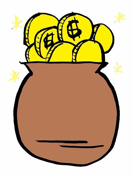 500仏教聖典 金貨と蛇 金貨カラー
