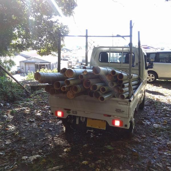 600竹を運ぶ191229