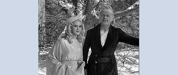 クリスマス・キャロル(1938)