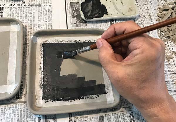 2019_9黒菱角皿4