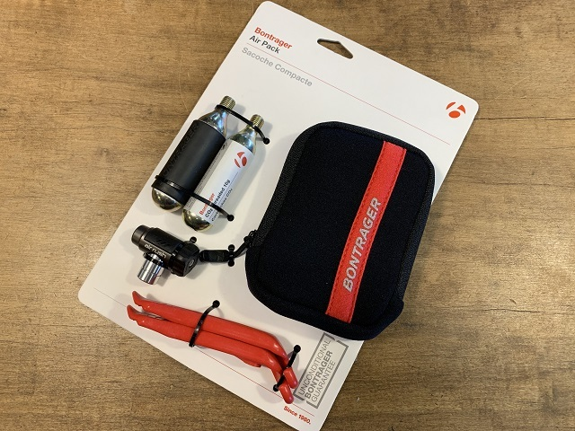 Air Pack CO₂ Inflation Kit (2)