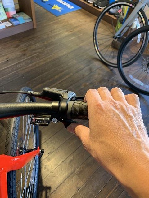 スポーツ自転車 変速レバー (2)
