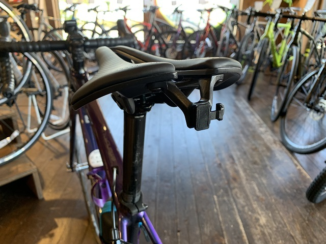 Saddle Accessory Mount (2)