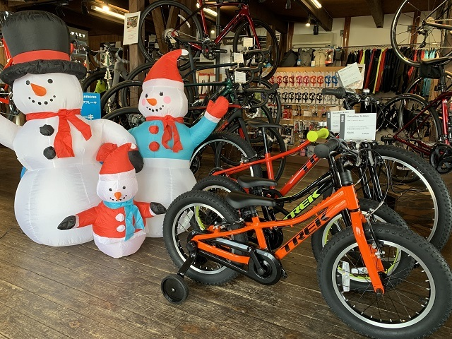 まるいち キッズバイク クリスマス (1)