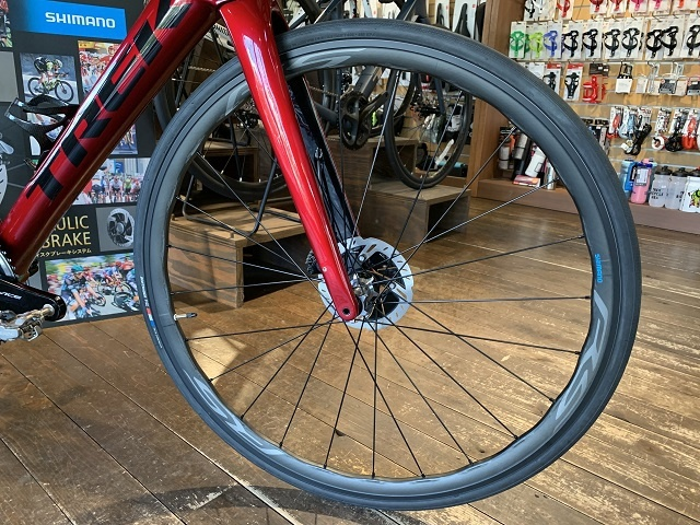 トレック ロードバイク DOMANE SL5 カスタム (4)