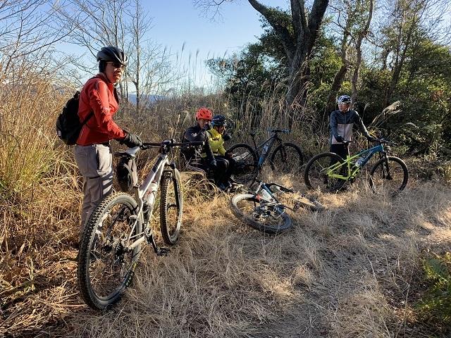 12月29日 まるいち サイクリングイベント MTBライド (8)