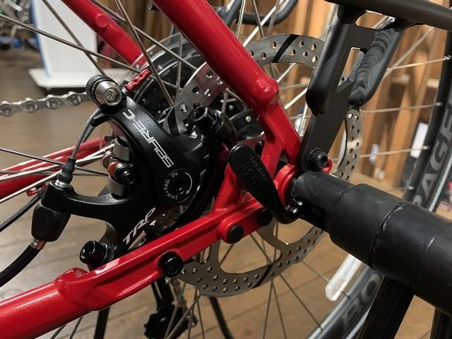 トレック ツーリングバイク 520 (6)