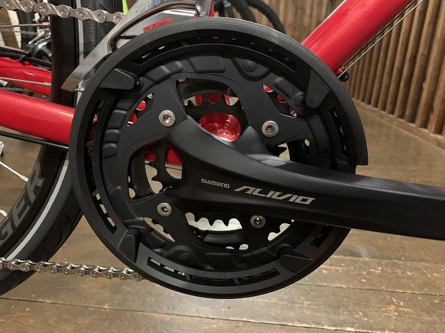 トレック ツーリングバイク 520 (9)