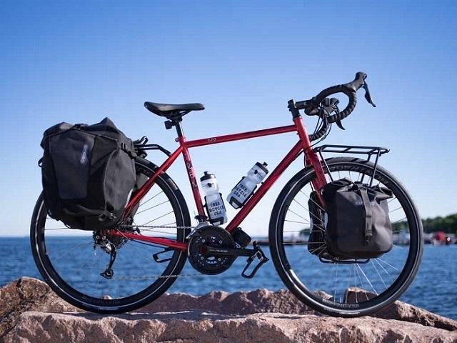 トレック ツーリングバイク 520