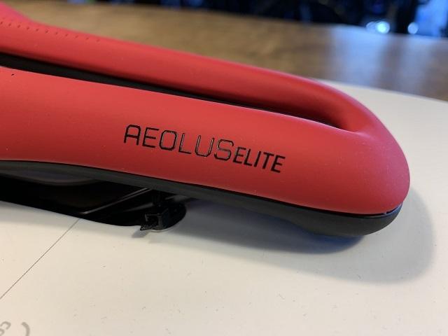 ボントレガー Aeolus Elite サドル 限定カラー (1)
