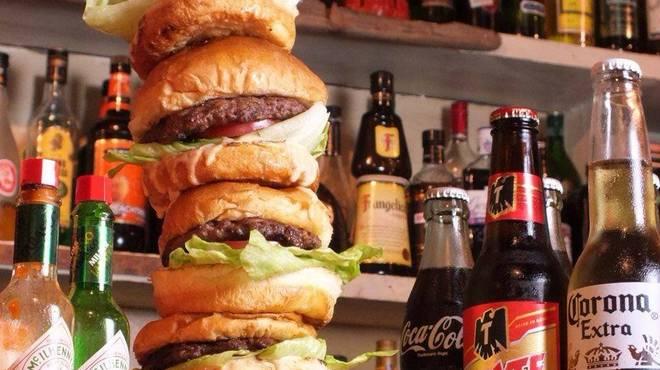Jami Jami Burger 森野店(SNS)