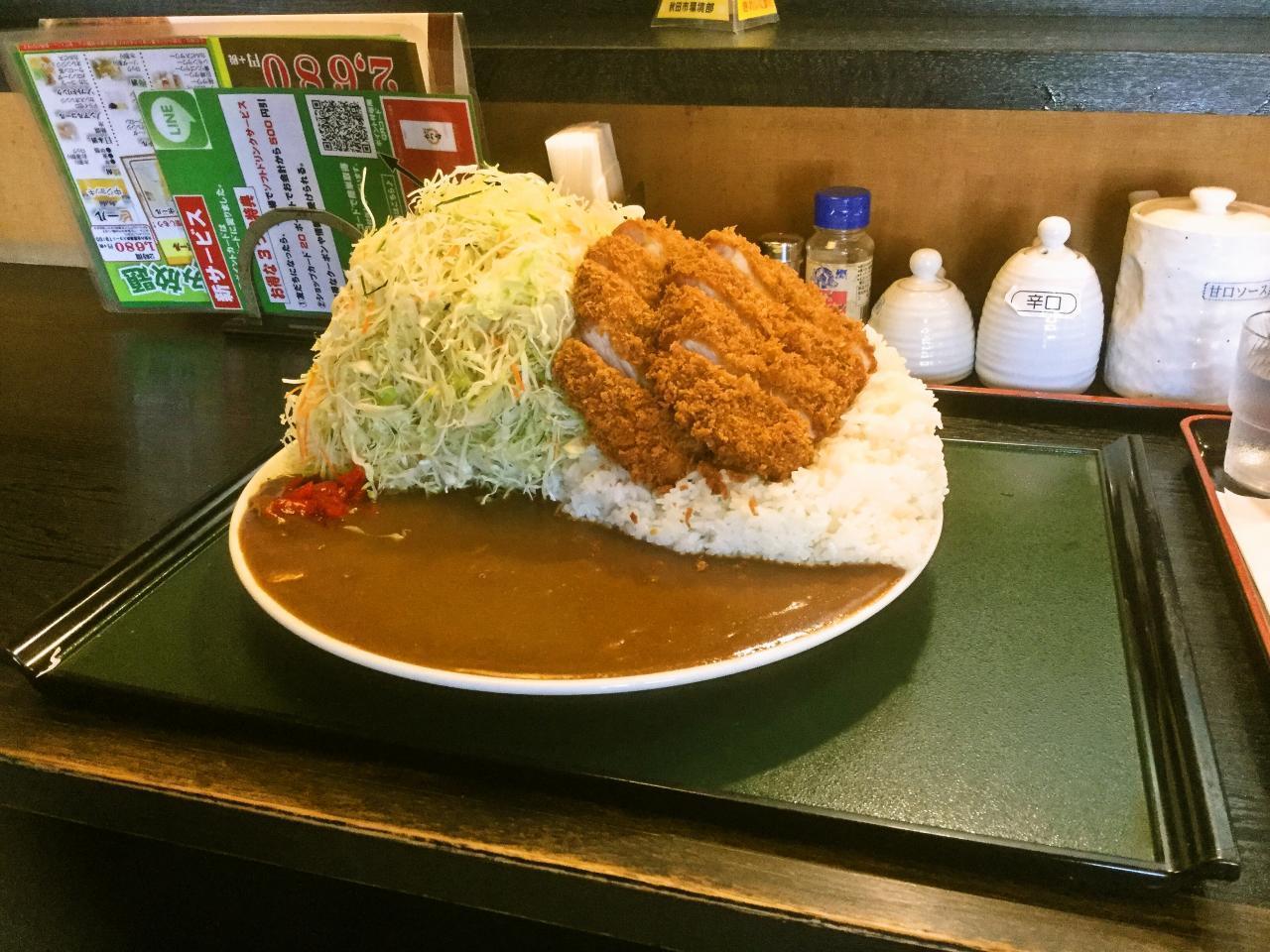 かつ吉 外旭川店(チャレンジ)