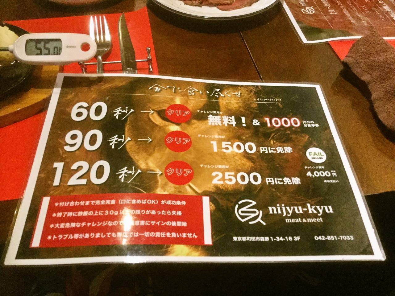 nijyu-kyu(チャレンジ)