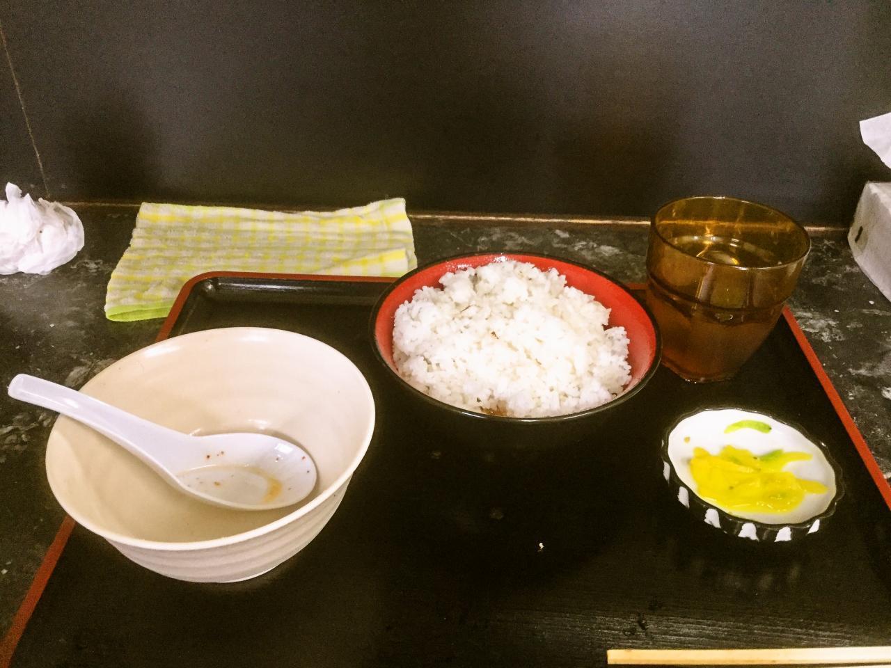 タイガーワン(煮込み)