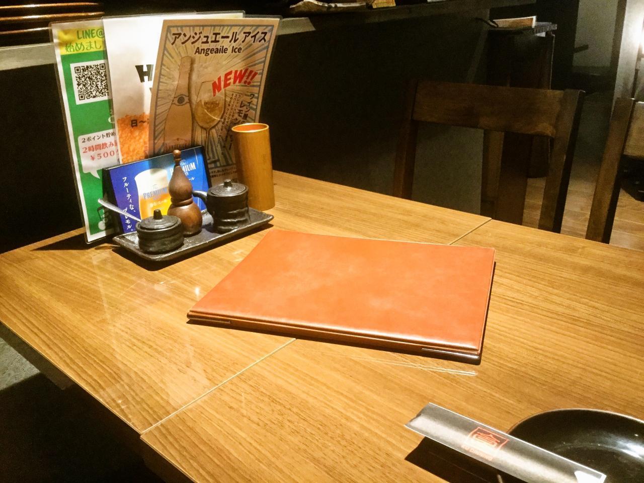 食DINING 秦野店(店内)