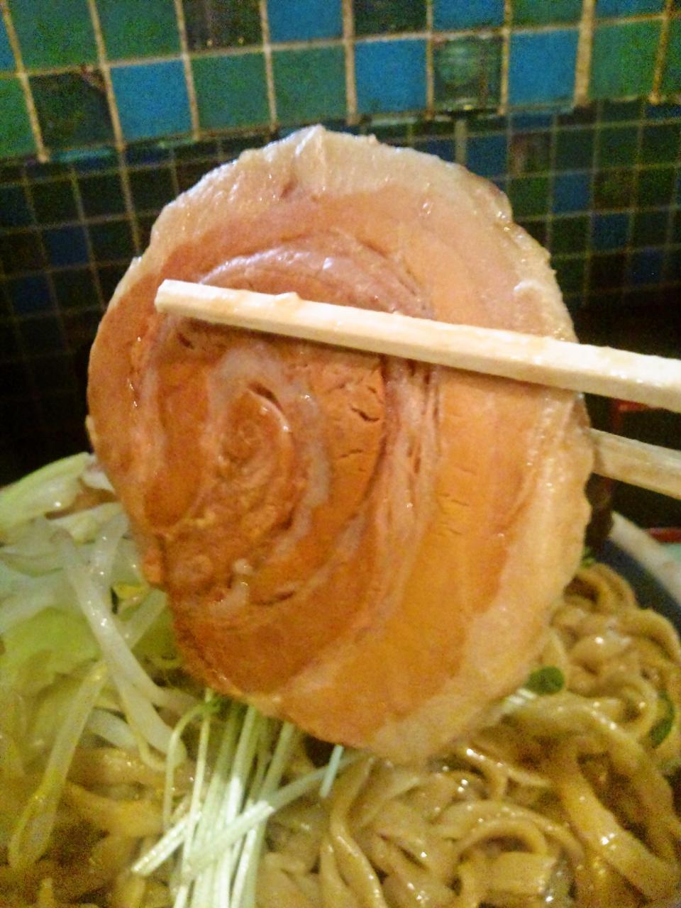 ラーメン107(油そば)