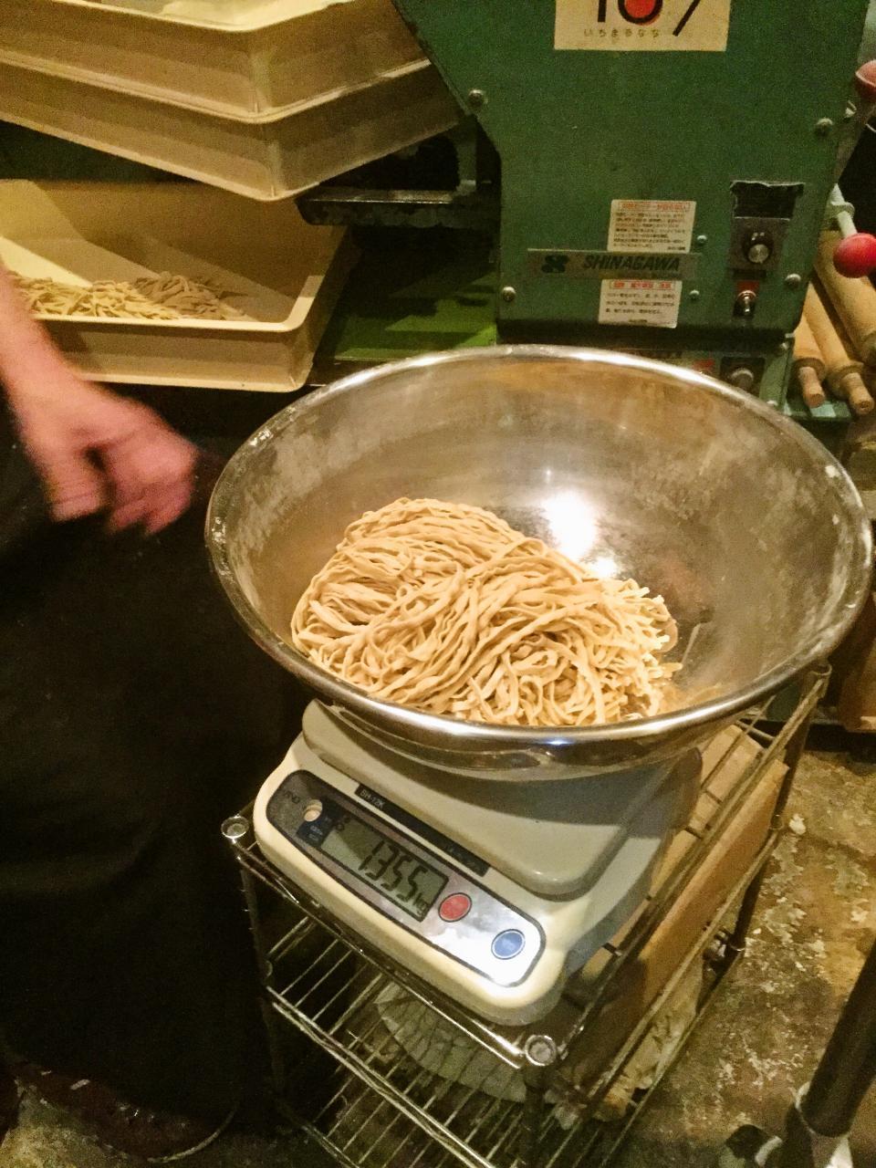 ラーメン107(麺)