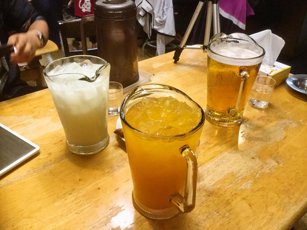 二代目 蝦夷(飲み物)
