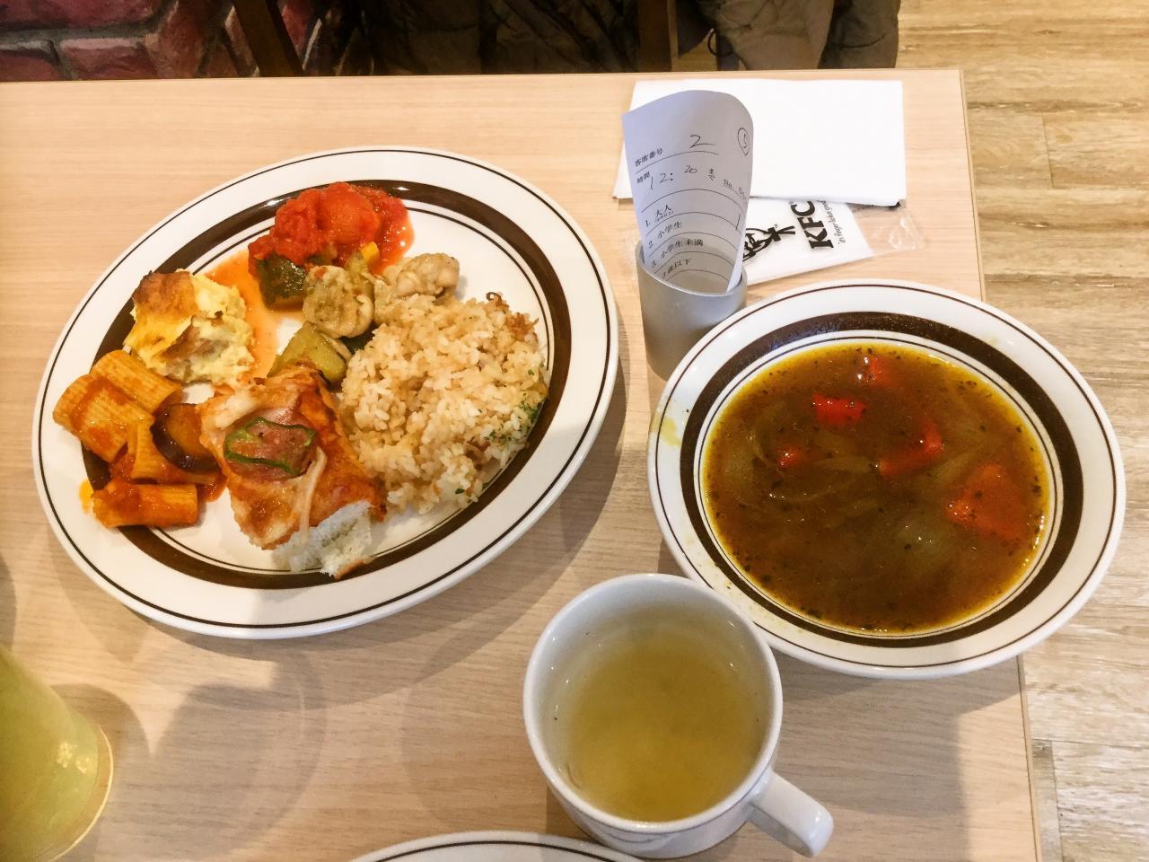 KFC南町田(食べ放題)