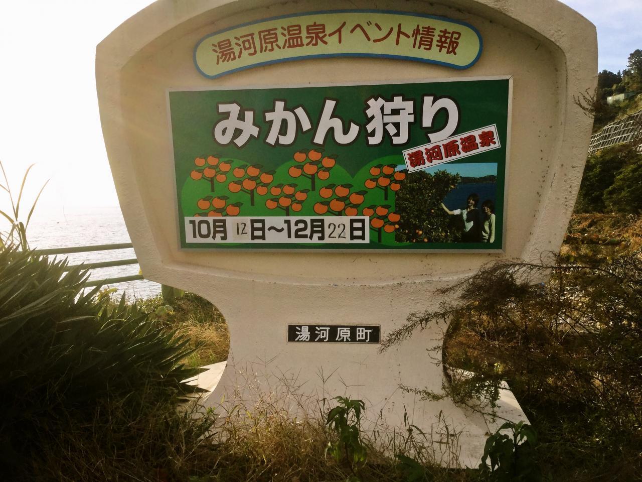 みたけ園(道中)