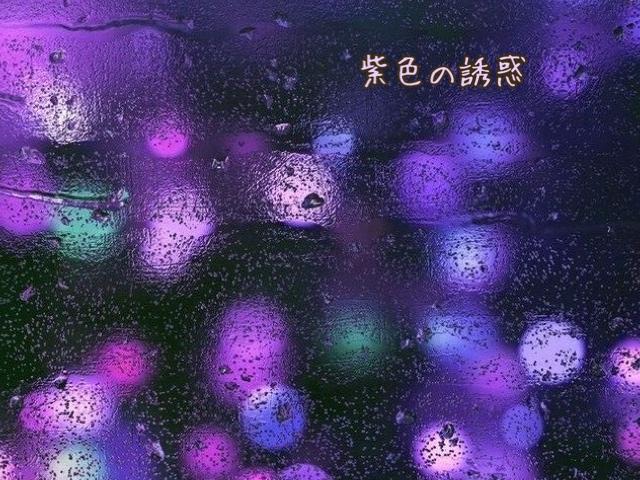 紫色の誘惑10