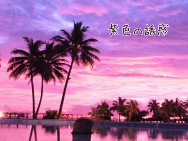 紫色の誘惑14