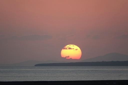 夕陽a,10-22,18-11 DSC07844