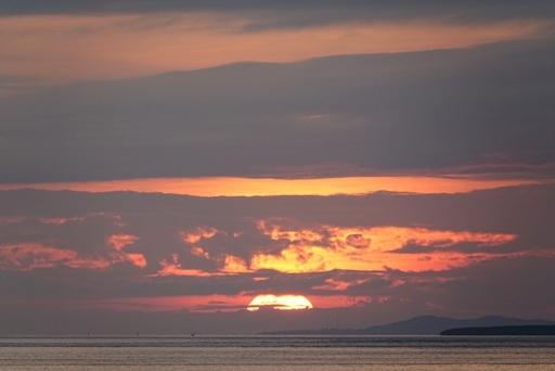夕陽d,10-28,18-08 DSC07995