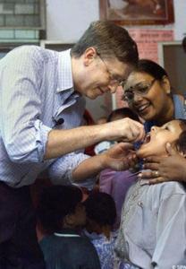 ビルゲイツ ワクチン