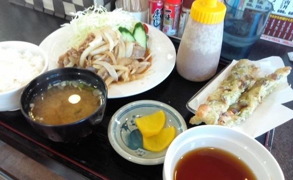 焼肉定食600円