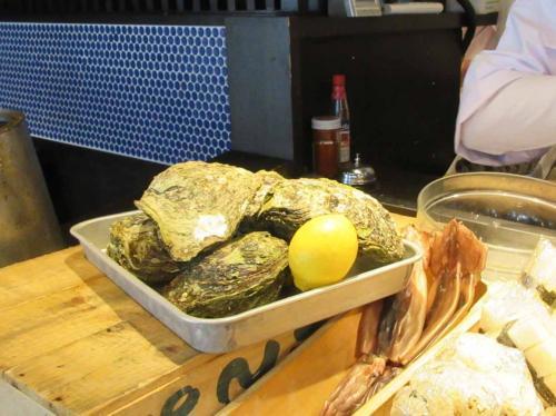 岩牡蠣でかい