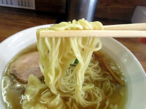 シコシコ麺